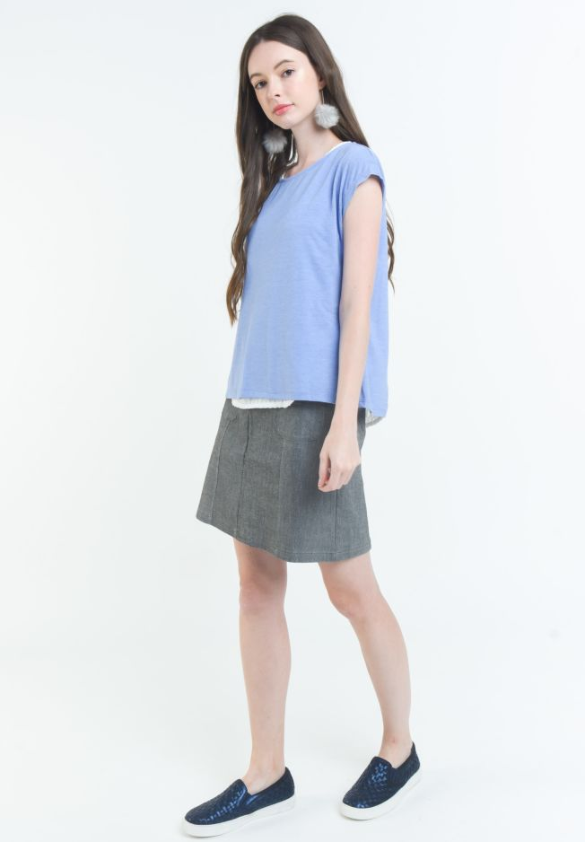 SANDRE TWO-PCS TOP